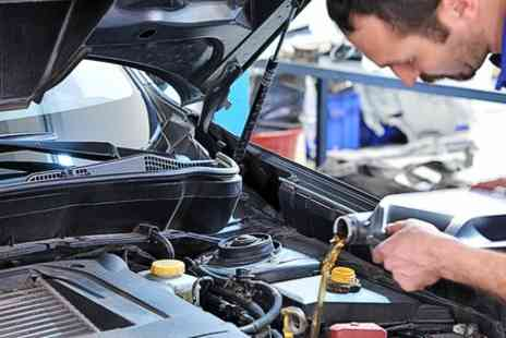 Holbury Service Station - Service, Oil and Filter Change and Air Con Check  - Save 50%