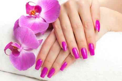 Taylor Taylor Nails and Beauty - Gel or Natural Look Manicure - Save 55%