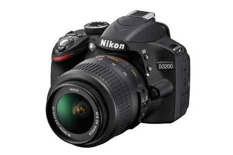 Sydney Trading Inc - Nikon D3200 Digital SLR Camera  - Save 14%