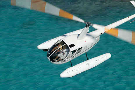 Phoenix Helicopter Academy - 17 Mile Helicopter Flight for One - Save 50%