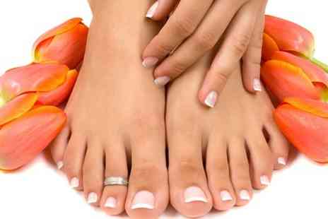Eden Beauty - Manicure or Pedicure - Save 50%