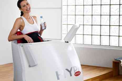 HYPOXI Hertfordshire - Three Sessions of HYPOXI Therapy - Save 53%