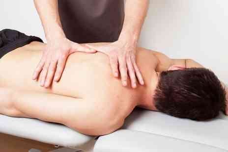 mstrong - Sports Massage With Consultation  - Save 60%