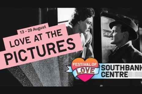 Southbank Centre - Ticket to Love at the Pictures - Save 30%