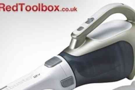 BigRedToolbox.co.uk - Black and Decker Cyclonic Dustbuster - Save 51%