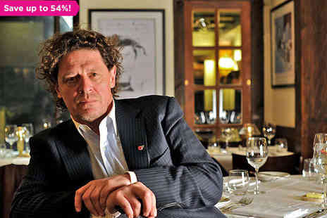 The Casa Hotel - Gourmet Dining at Marco Pierre White's in Hampshire - Save 54%