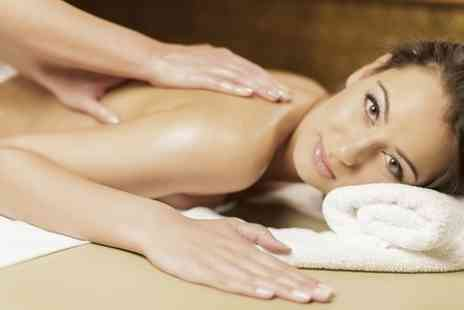 Beauty Basic - One Hour Hot Stone Swedish or Aromatherapy Massage - Save 50%