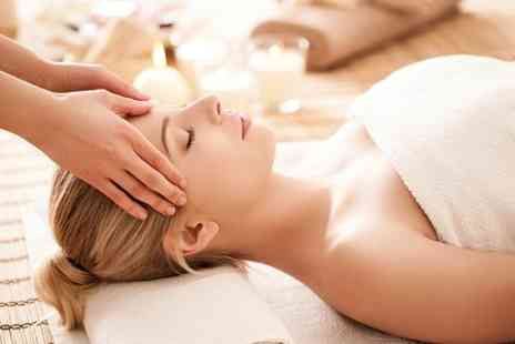 Angel Spa - Pamper Day With Two Treatments - Save 55%