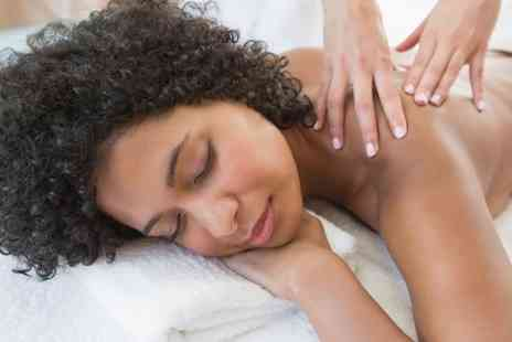 Urban Rays - Choice of Massage Including Hot Bamboo - Save 58%