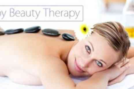Joy Beauty Therapy - Choice of Massage Plus Decleor Facial and Mask - Save 62%