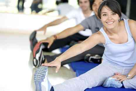 GH Fitness - One Month Gym Membership - Save 75%