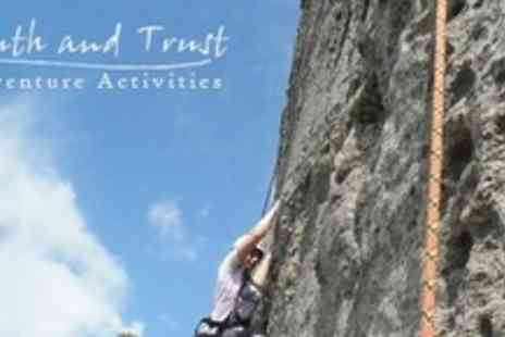 Truth and Trust Adventure - Full Day Outdoor Adventure Experience Including Gorge Walking - Save 82%