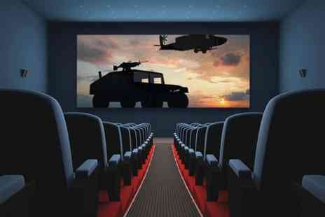 The Giant Screen - The Expendables 3 Giant Screening With Popcorn and Drink  - Save 39%