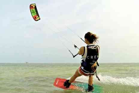514elemental - Full Day Kitesurfing Course on Land or Water  - Save 51%