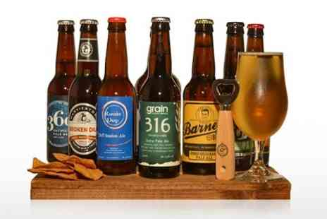 Beer52 - Eight Bottle Case of Craft Beers - Save 67%