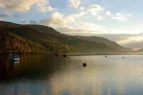 Clachan Cottage Hotel - One romantic night by lovely Loch Earn with breakfast - Save 53%