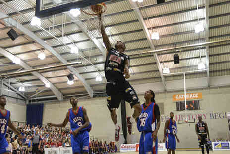 Leicester Riders - Two tickets to see Leicester Riders Basketball Team - Save 45%