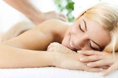 Sevenplus Hair & Beauty - One Hour Swedish Aromatherapy or Deep Tissue Massage  - Save 62%