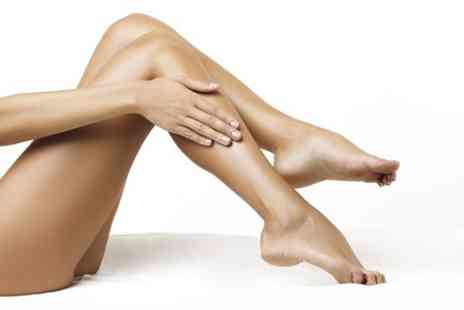 W1SPA - Six Sessions of Laser Hair Removal - Save 67%