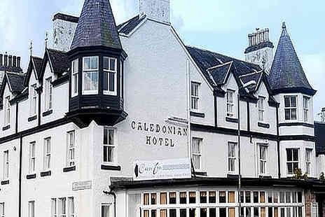 Caledonian - Scottish getaway by Ulapools harbour - Save 37%