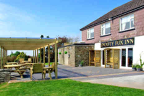 The Snooty Fox - Two night stay for two in Cornwall - Save 42%
