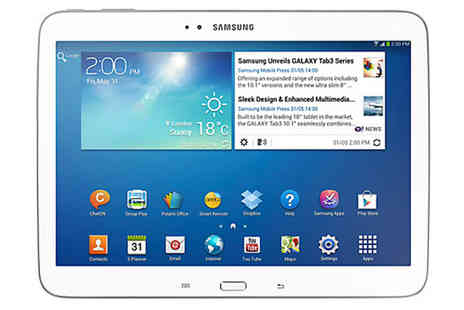 Global Phoenix Computer Technologies - 10.1 inch Samsung Galaxy Tab 3 - Save 35%