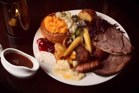 Sackville Lounge - Two course Sunday carvery for two - Save 55%