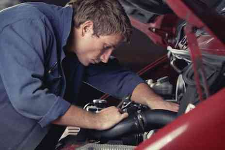 Elite Motor Repairs - Class four MOT, 4 wheel alignment tracker check - Save 76%