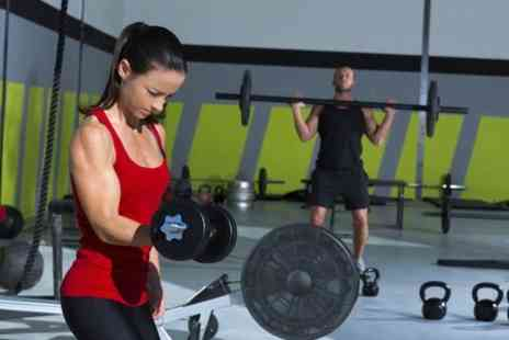 David Andrew Fitness - Ten CrossFit Classes - Save 64%