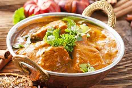 Shad Mannan Trading As India Cottage - Two Course Indian Meal For Two  - Save 52%