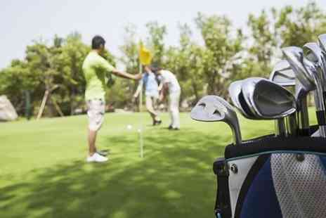 The Lama Golf Institute - Golf Lesson With Video Analysis  - Save 58%