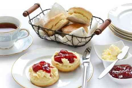 House Twenty8 - Cream Tea For Two  - Save 50%