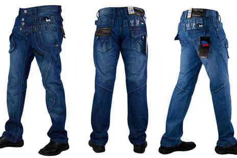 Gaffer Deals - Mens Jeans with a Choice of Designs Colours and Sizes - Save 17%