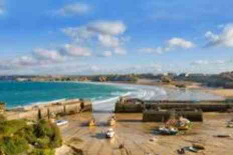 Atlantic Reach - Three night self catering break in Newquay - Save 57%