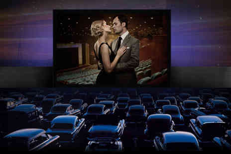 Showtime Drive in Movies - Ticket to Drive in movie for a car of up to five - Save 50%