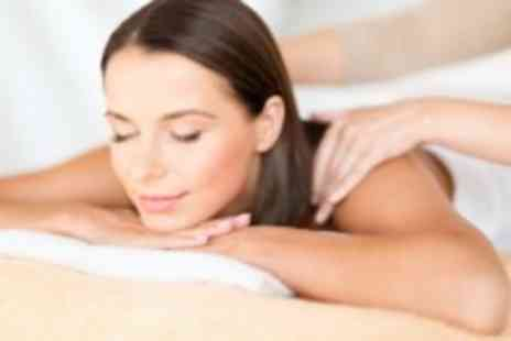 Aqua Beauty Studio - Pamper package including a one hour massage, a mini facial  - Save 73%