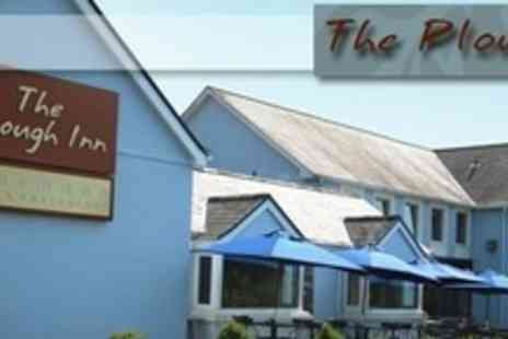 The Plough Inn - Two Nights For Two With Breakfast and Spa Access - Save 59%