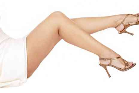 Pulse Light Clinic - Laser Thread Vein Treatment on Both Legs - Save 51%