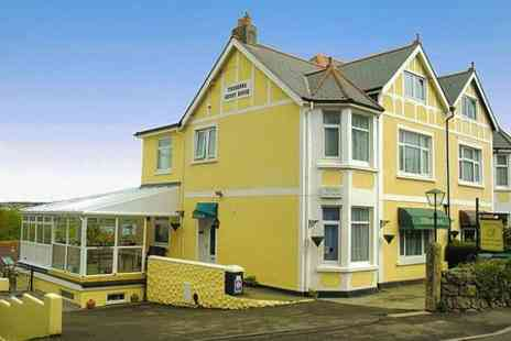 Tregenna Guest House - One Night Stay For Two With Breakfast  - Save 50%