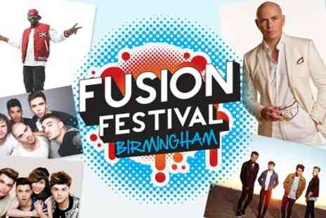 Fusion Festival & Events - Ticket to Fusion Festival One Day Standard - Save 40%