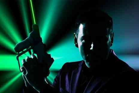 Impact Events UK ltd - Laser Tag For Two -  Save 67%