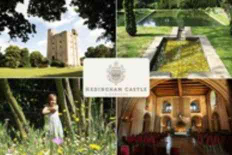 Hedingham Castle - Enjoy a Great Family Day Out  - Save 50%
