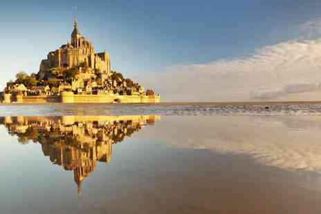 Best Western Montgomery - Three nights on the French coast by Mont Saint Michel inclusive of breakfast - Save 51%