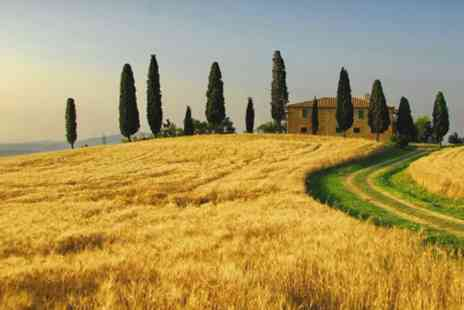 Agriturismo Diacceroni - Seven nights stay in Tuscany with breakfast - Save 46%