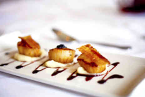 Stoke Park - Modern British Six Dish Tasting Menu with Paired Wines - Save 35%