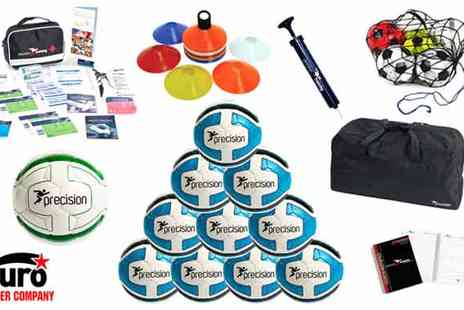 M3C Sports Supplies - Two Football Bundles - Save 21%