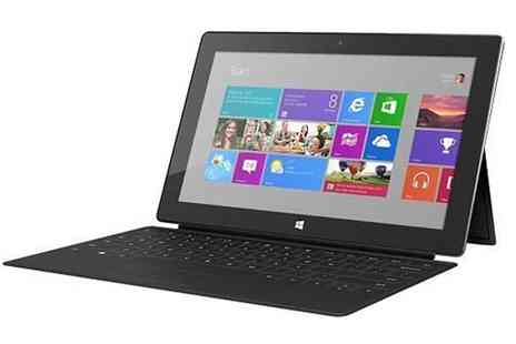 Sydney Trading - New Microsoft Surface RT 64GB Tablet with Touch Cover Bundle - Save 21%