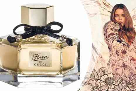 HSK ENTERPRISES - 75ml Gucci Flora EDT inc. P&P - Save 42%