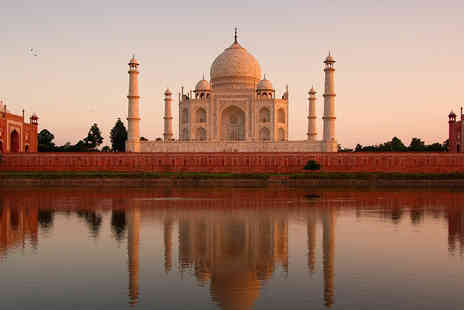 GeTS Holidays - Six day India Golden Triangle tour with an English speaking guide - Save 50%