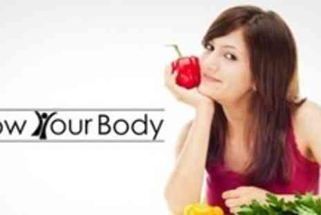 Know Your Body - DNA Food Intolerance and Allergy Test - Save 77%